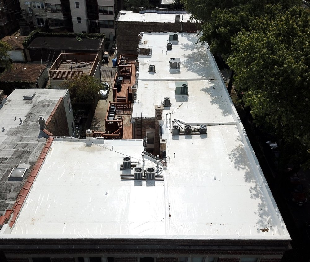 FLAT ROOFING 1