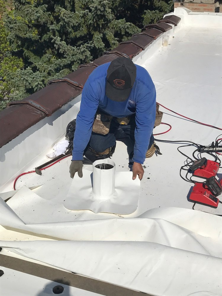 FLAT ROOFING 333