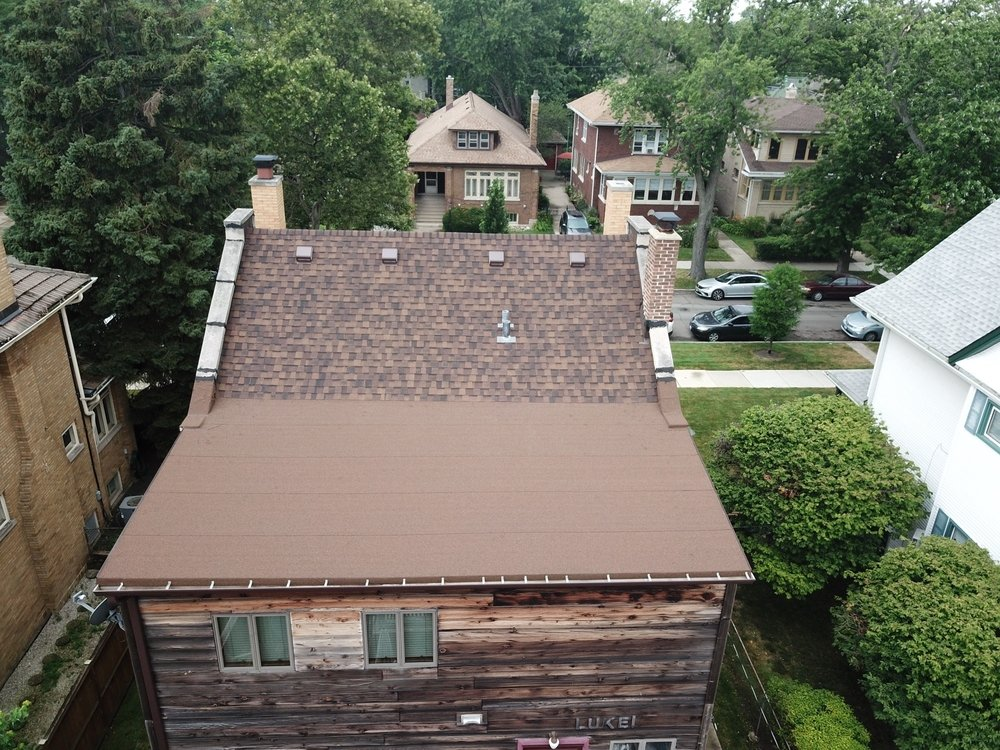 FLAT ROOFING 4