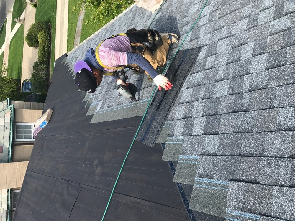INSTALLING YOUR NEW SHINGLE ROOF 2