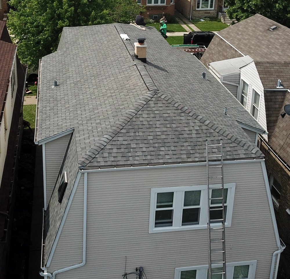 INSTALLING YOUR NEW SHINGLE ROOF 3