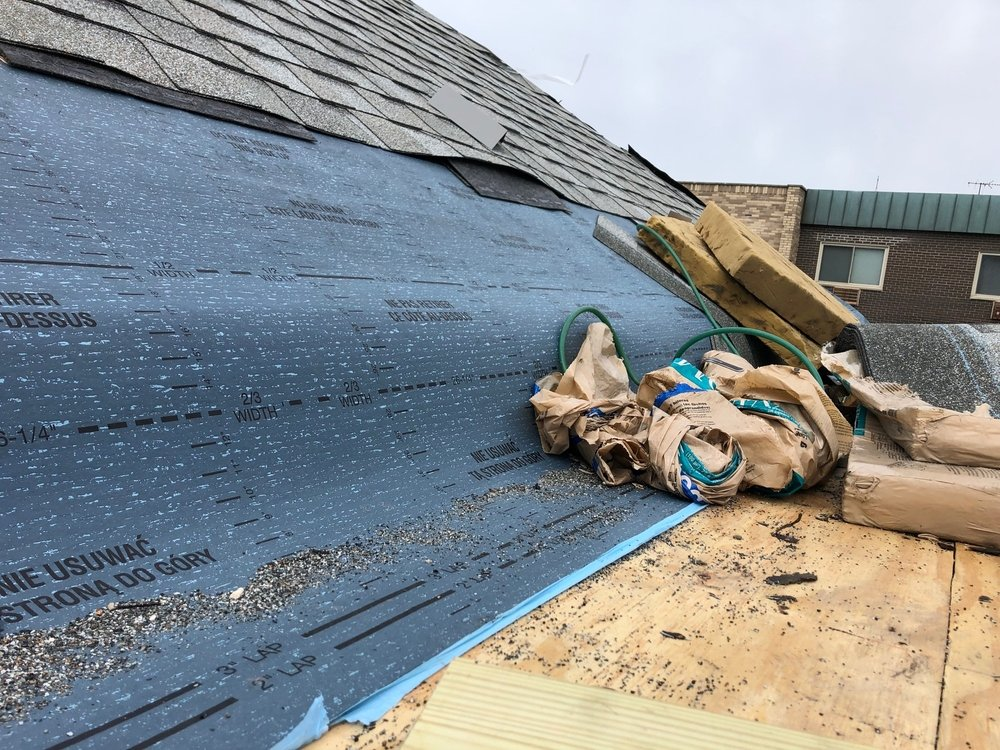INSTALLING YOUR NEW SHINGLE ROOF 4
