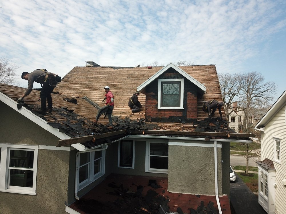 TEARING OFF YOUR ROOF 4